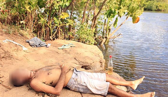 Corpo de homem que sofria de epilepsia é encontrado boiando em rio