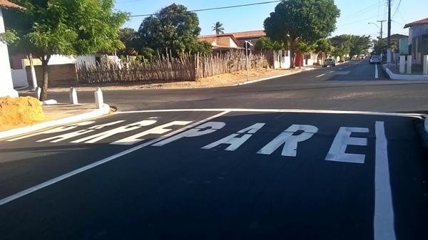 1 Prefeitura altera sentido de vias em Parnaíba e reforça sinalização