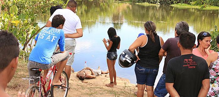 2 Corpo de homem que sofria de epilepsia é encontrado boiando em rio