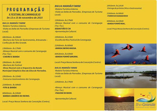 2 Festival do Caranguejo
