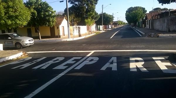 2 Prefeitura altera sentido de vias em Parnaíba e reforça sinalização