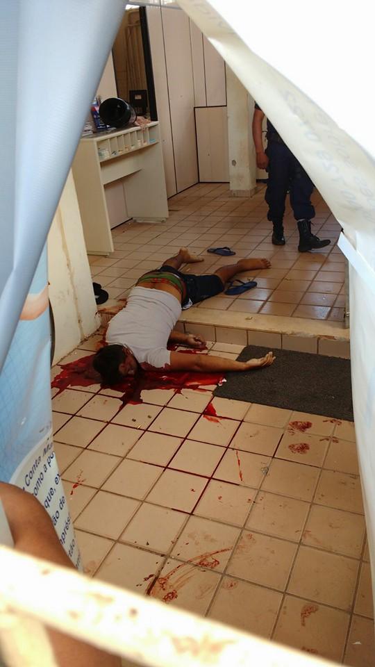 Bandido é morto com tiro na cabeça durante tentativa de assalto a Correios no Maranhão