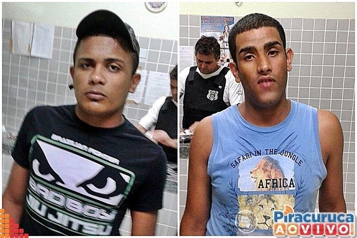 Polícia prende acusados com 423 pedras de crack em Piracuruca