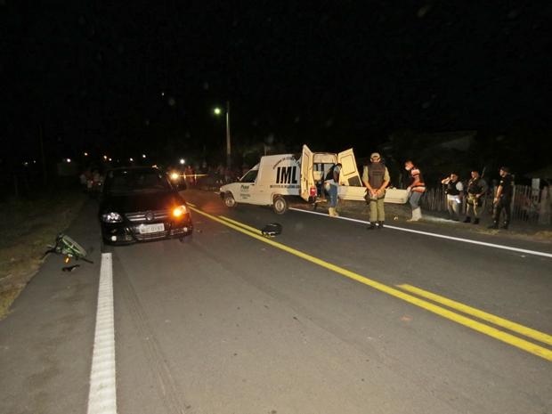 5 Criança em bicicleta morre após colisão com carro, no Macapá