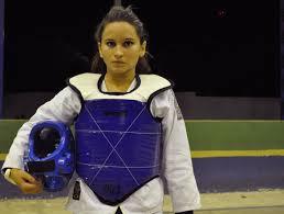 Revelada em projeto social, a atleta pode garantir vaga olímpica (Foto: Imagem da Internet)