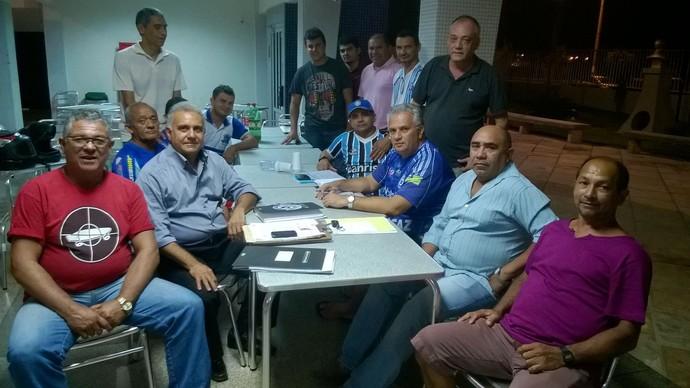 Atual Conselho Deliberativo organiza detalhes para eleições no próximo domingo (Foto: Reprodução/Parnahyba SC)