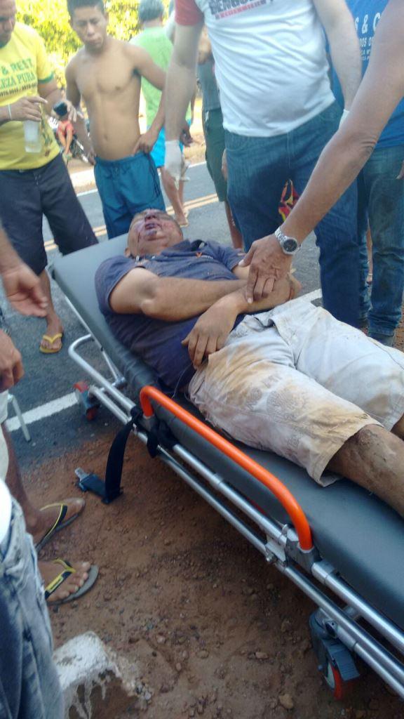 Cabo da Polícia Militar morre após perder controle de moto na zona rural de Água Branca