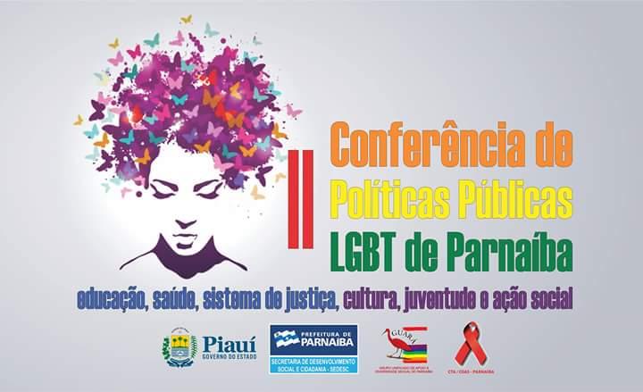 II Conferência Municipal LGBT de Parnaíba