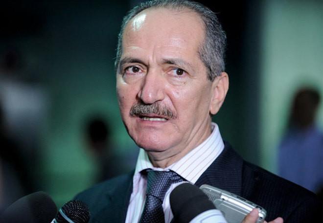 Ministro Aldo Rebelo