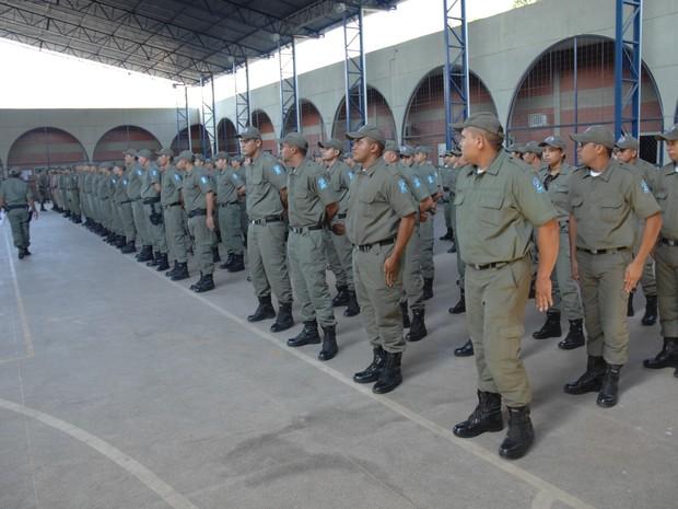100 policiais militares farão reforço no litoral do Piauí