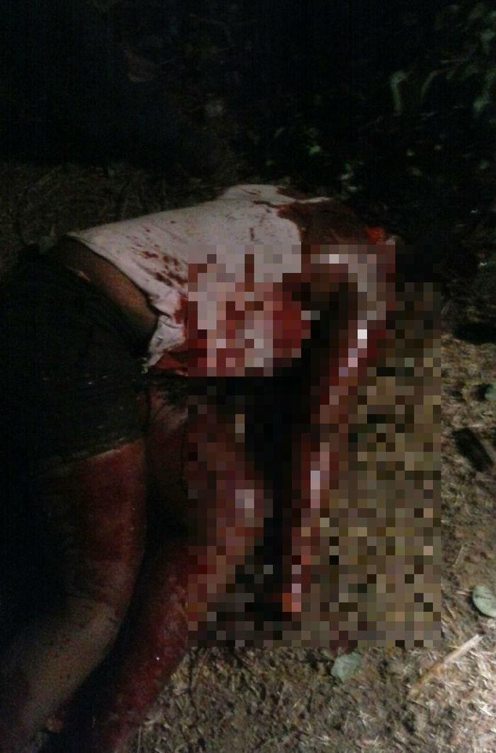 2 Mulher é morta com 16 facadas