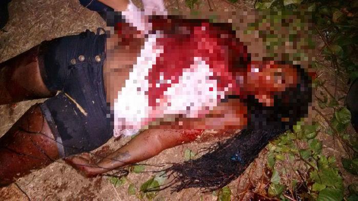 Mulher é morta com 16 facadas e tem mãos e braços decepados por ex-namorado no Piauí