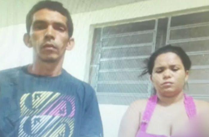 Casal acusado de maltratar criança de 4 anos é solto pela audiência de custódia