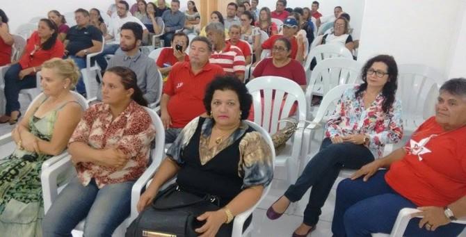 Frente Brasil Popular é lançada em Parnaíba_11