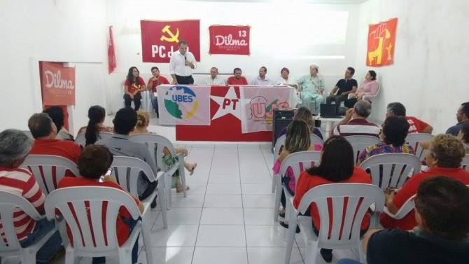 Frente Brasil Popular é lançada em Parnaíba_2