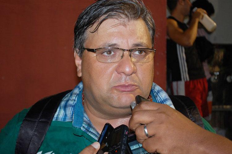 Parnahyba anuncia português como novo técnico