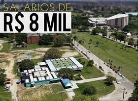 UFPE reabre inscrições para concurso com salários de R$ 8,6 mil por falta de candidatos