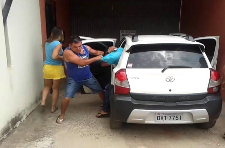 VÍDEO: Marido traído flagra outra 'Fabíola' desta vez no Maranhão