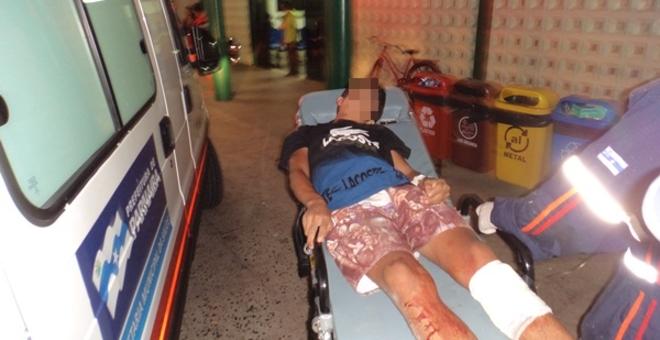 Jovem de 15 anos é vítima de bala perdida em Parnaíba