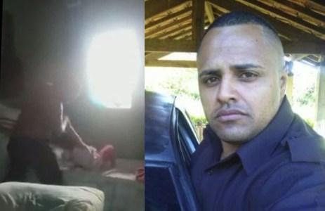 Polícia Civil localiza e prende pai que espancou filha de três anos com cinto