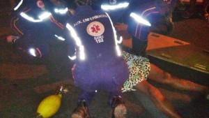 Mulher morre ao ser atropelada por ambulância em Parnaíba