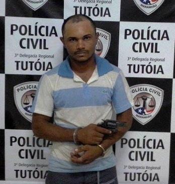 Cabeleireiro acusado de homicídio no São Vicente de Paula é preso em Tutóia-MA