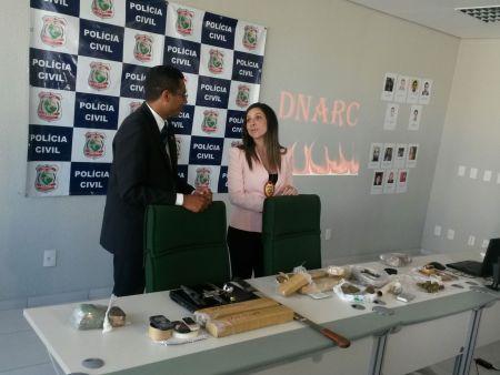 Operação resulta na prisão de 13 pessoas por tráfico de drogas em Fortaleza e Jericoacoara