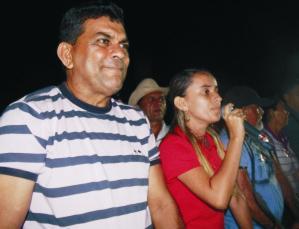 Em Araioses-MA, Valeria do Manin promove festa ostentação, enquanto funcionários do Hospital Municipal denunciam a falta do básico do básico