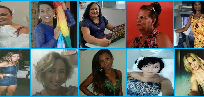 10 Travestis e Transexuais que se destacam no cenário de luta piauiense