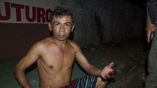 Após briga, homem é morto a pauladas e facadas pelo próprio 'amigo'
