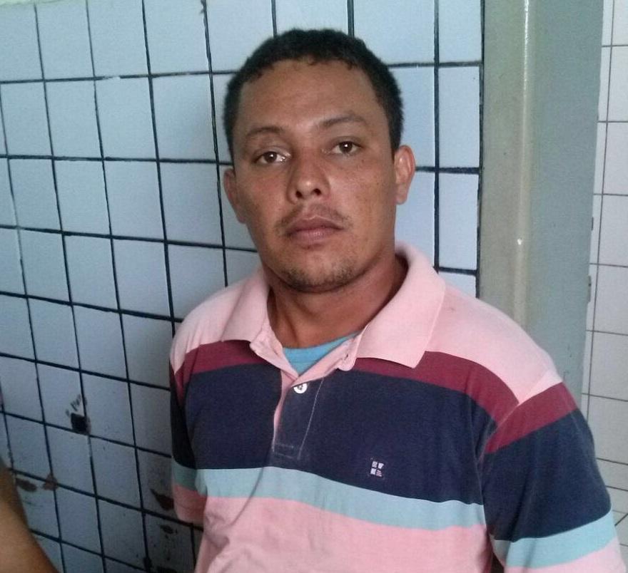 O assaltante foi preso