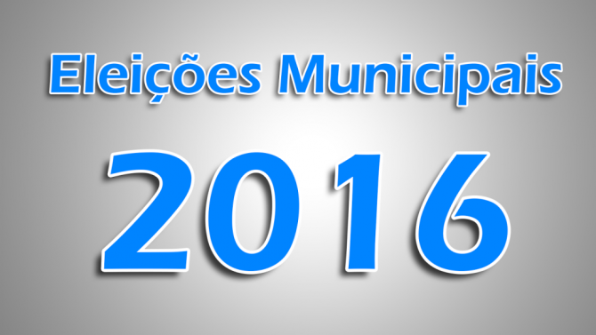 ELEIÇÕES 2016: Veja as principais datas para Eleições deste ano