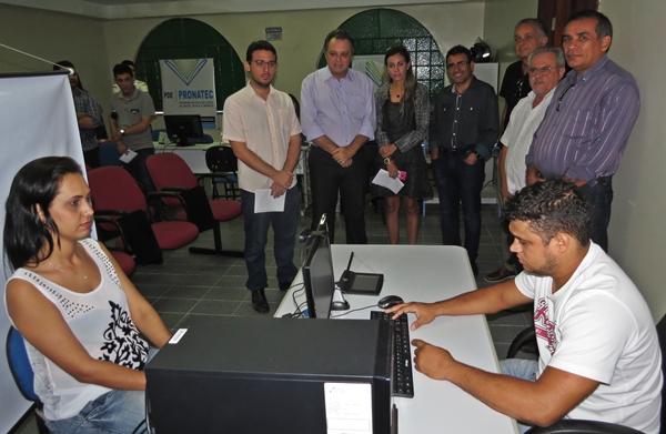 Prefeitura começa a emitir Carteira de Trabalho em Parnaíba