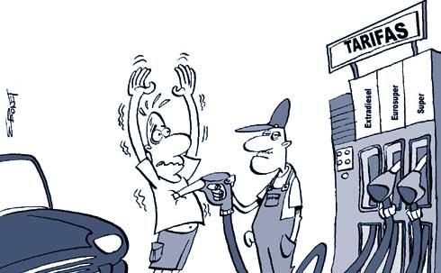 Gasolina volta a subir e já é vendida a R$ 4,04 em Parnaíba