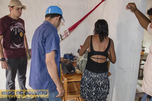 Polícia é acionada e expulsa invasores de residência de idosa no município de Cocal