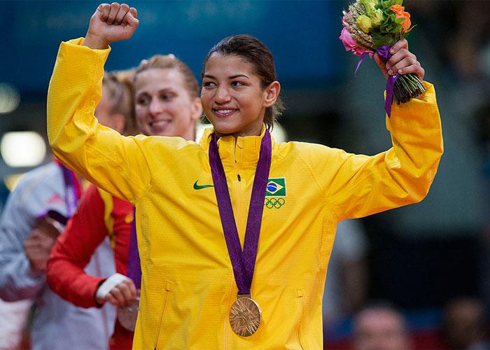 Sarah Menezes vence israelense e leva ouro no Grand Prix de Havana após um belo ippon