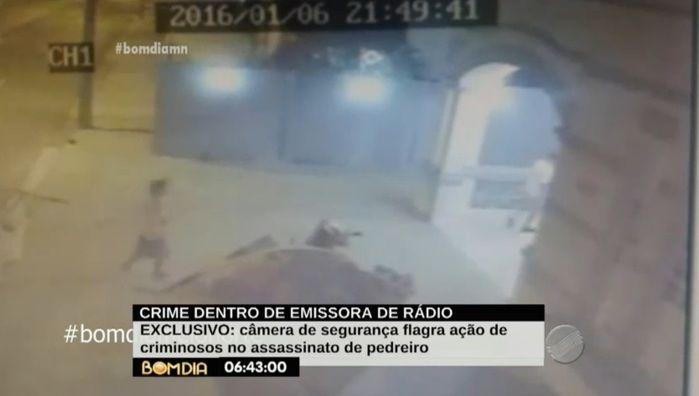 Capturados assaltantes acusados de matar pedreiro dentro da Rádio Pioneira