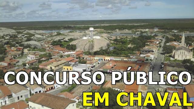 Concurso Público em Chaval: Executivo Chavalense envia Projeto de Lei com 137 vagas, confira