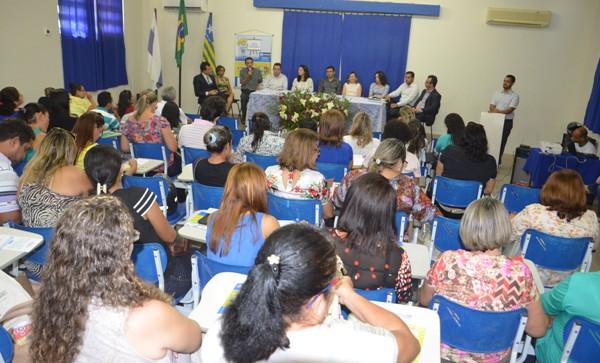 Educação Orçamentária é inserida na formação continuada de gestores das escolas municipais