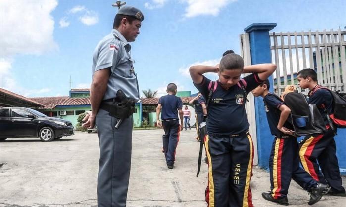 Piauí: entidades e movimentos lançam manifesto contra a militarização das escolas estaduais