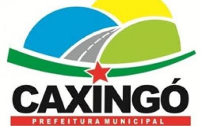 Prefeitura de Caxingó divulga Edital de Teste Seletivo