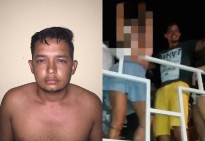 Rapaz filmado em cenas eróticas em Teresina é preso por assaltar banco em Campo Maior