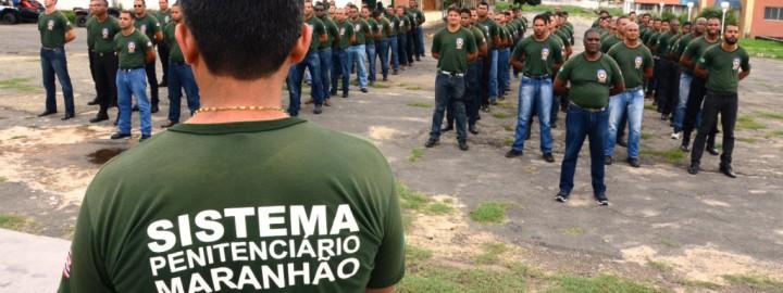 Governo do Maranhão abre concurso com 100 vagas para Agente Penitenciário