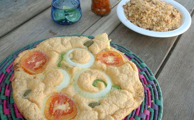 O carangueijo é base para diversas receitas em Parnaíba, como a Torta de caranguejo