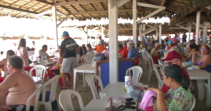 Feriado prolongado de Corpus Christi movimenta turismo e a economia no litoral piauiense