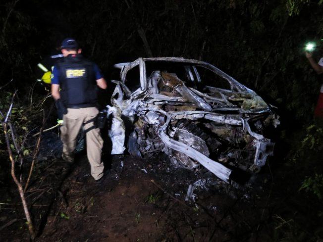 Mãe e filha recém-nascida morrem após uma colisão entre veículos na BR-343 próximo a Parnaíba_01