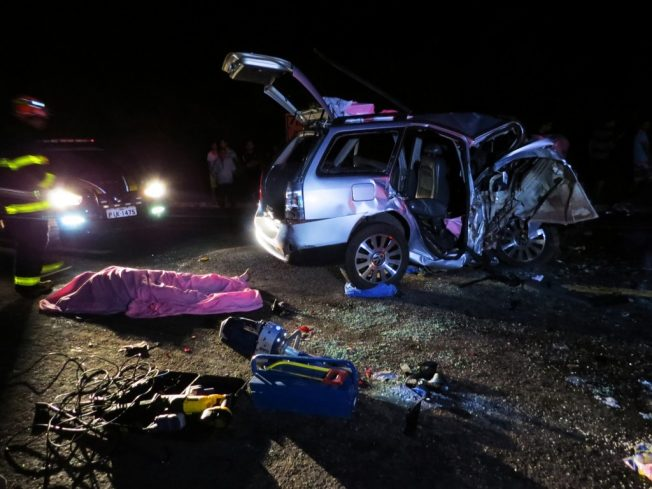 Mãe e filha recém-nascida morrem após uma colisão entre veículos na BR-343 próximo a Parnaíba_03