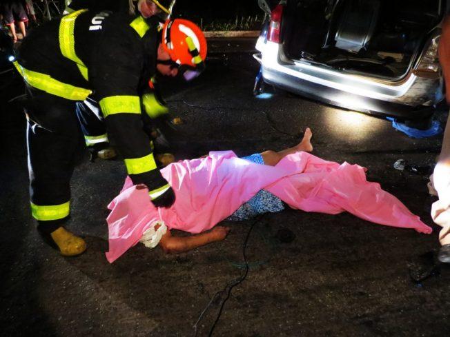 Mãe e filha recém-nascida morrem após uma colisão entre veículos na BR-343 próximo a Parnaíba_04