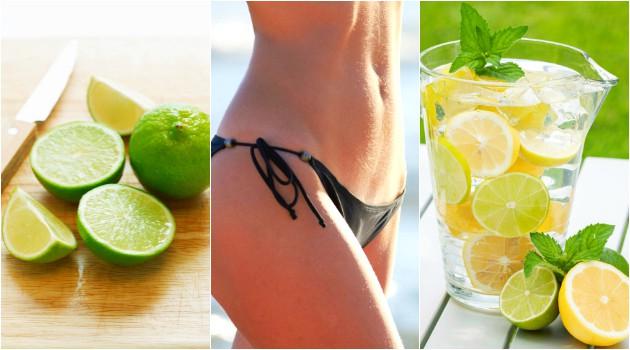Suco de limão ajuda a perder até 4 quilos em 15 dias. Veja como!