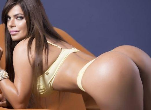 Miss Bumbum Suzy Cortez posa nua em foto ousada: 'Nudes: libertação'